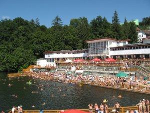 Turism în România: Lacul Ursu, Sovata