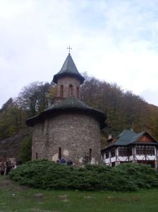 Turism în România: Mănăstirea Prislop, Jud.Hunedoara