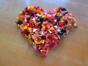 Poţi comanda piese origami gata confecţionate!