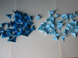 Tutorial: Cum se face un coşuleţ origami?