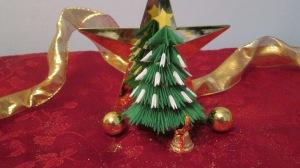 Idei: 5 Modele origami 3D de încercat pentru iarnă